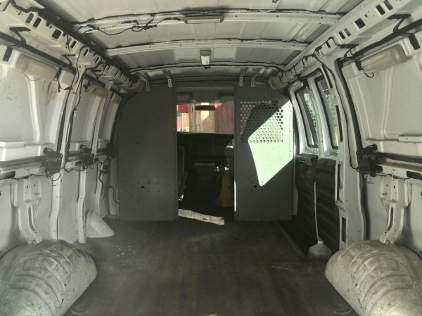 23-Year-Old Filmmakers Cargo Van Tiny House 0016