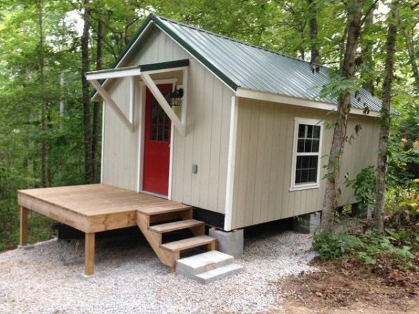 240sf Cabin For Sale in TN 001