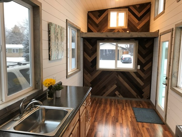 249sf Tiny House on Wheels by Two Fifty Lifestyles For Sale 002