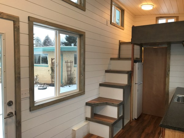 249sf Tiny House on Wheels by Two Fifty Lifestyles For Sale 003