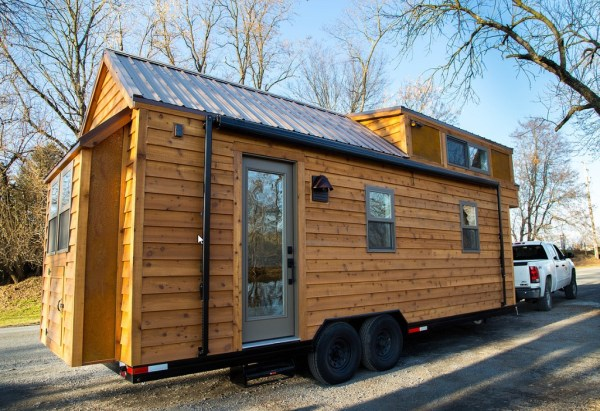 24ft Modern Farmhouse THOW by Liberation Tiny Homes_001