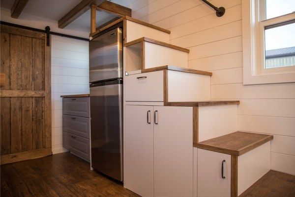 24ft Modern Farmhouse THOW by Liberation Tiny Homes_004