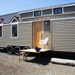 28′ Kootenay Modern Cottage THOW 1