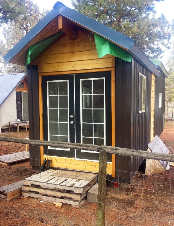 28 Tiny House Shell For Sale 003