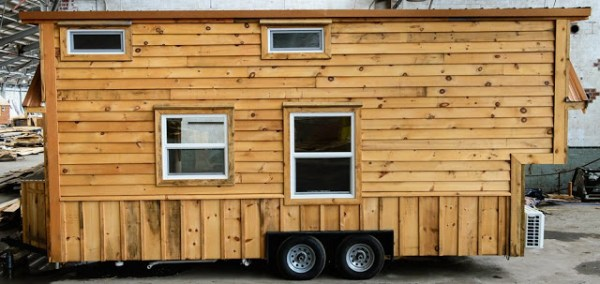 288 Sq Ft Knoxville Tiny House on Wheels For Sale
