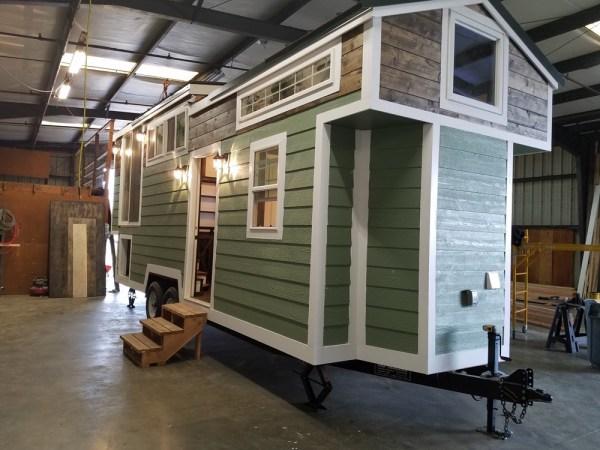 28ft Tiny House by KJE Tiny Homes For Sale 0015