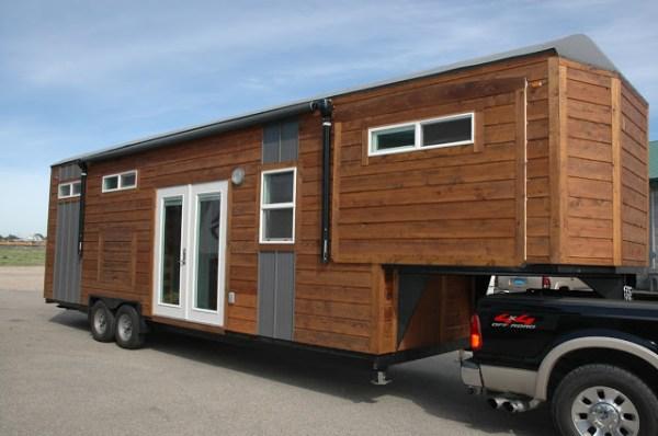 320 Sq. Ft. Nampa Tiny House 016