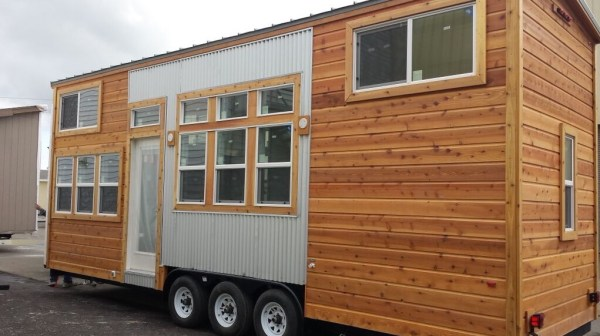 355 Sq. Ft. Grand Teton Tiny House on Wheels