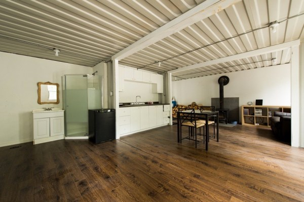 355 Sq. Ft. Container Cabin For Sale 006