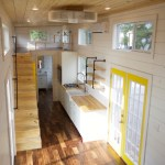 357 Sq Ft Tiny Home on Wheels for Family of 5 003