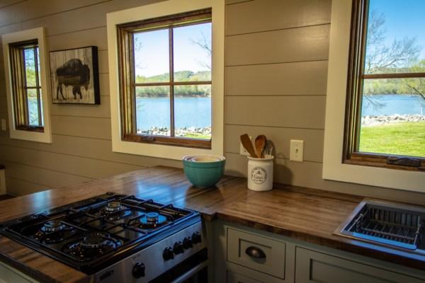 35ft Timbercraft Tiny Home For Sale INTERIOR 003