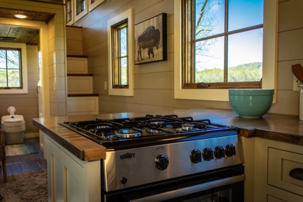 35ft Timbercraft Tiny Home For Sale INTERIOR 004