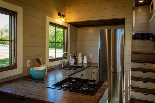 35ft Timbercraft Tiny Home For Sale INTERIOR 006