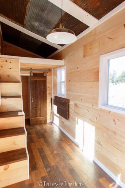 35k Solar Tiny House on Wheels For Sale 009