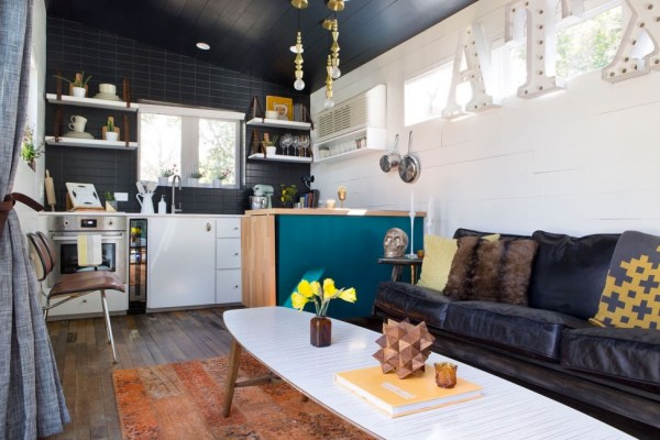 380 Sq Ft Tiny Home in Austin, Texas 002