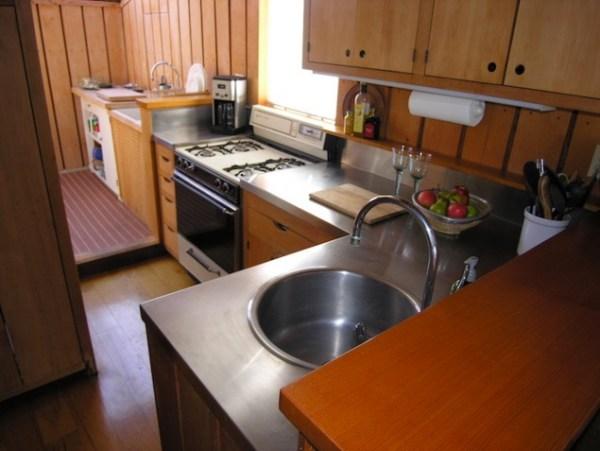 40 Ft Houseboat in Santa Barbara CA For Sale 007
