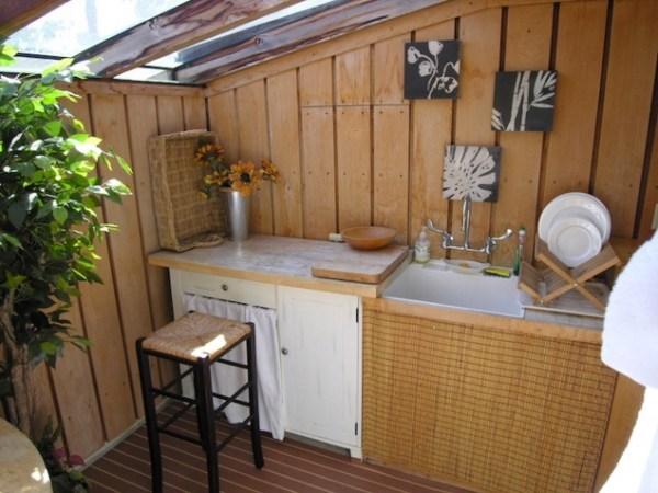 40 Ft Houseboat in Santa Barbara CA For Sale 009