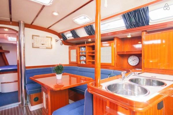 42 Ft Copenhagen Boat Vacation