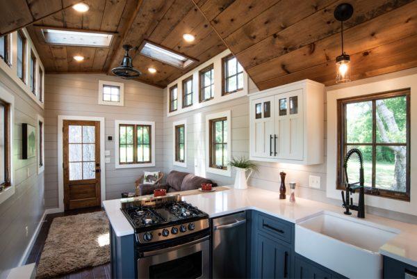 Denali XL Tiny House By Timbercraft Tiny Homes