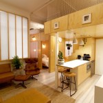 430sf Tiny Apartment That Sleeps Five Renovation 001