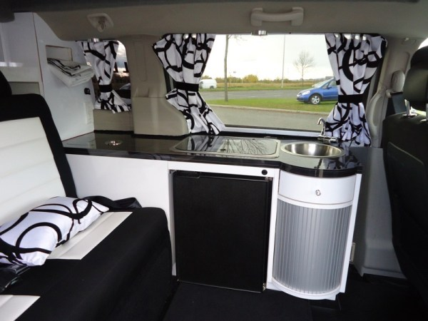 5 Mars RV Dodge Caravan Motorhome Conversion 006
