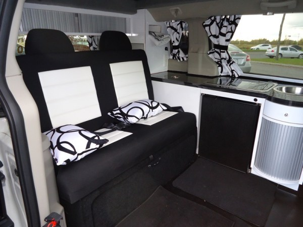 5 Mars RV Dodge Caravan Motorhome Conversion 007