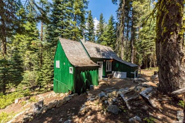 500 Sq. Ft. Forest Service Cabin For Sale 002