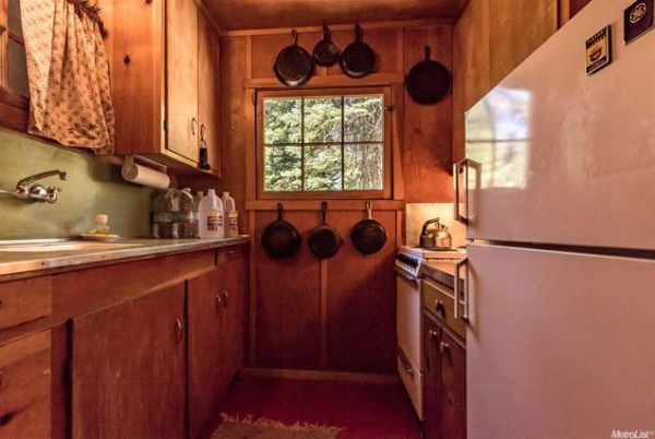 500 Sq. Ft. Forest Service Cabin For Sale 006