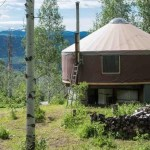 500 Sq. Ft. Yurt on 31 Acres in Colorado 002