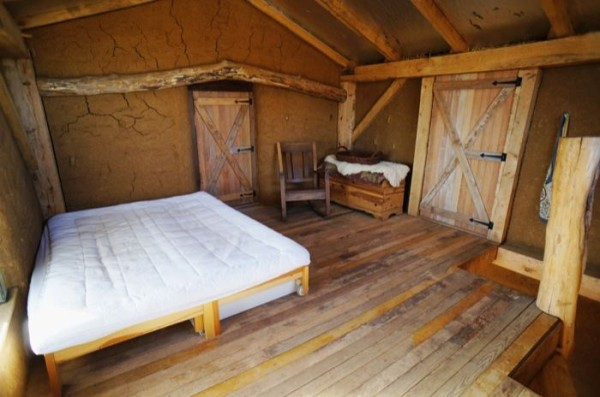 Timber Frame Straw Bale Tiny House For Sale