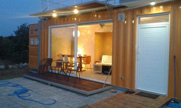 538 Sq Ft Shipping Container Home 005