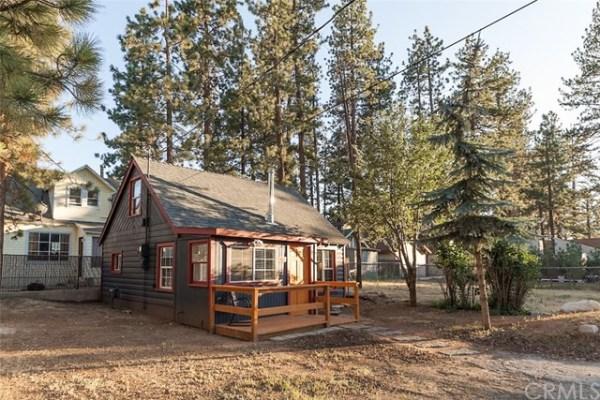 552 Sq. Ft. Big Bear Cabin