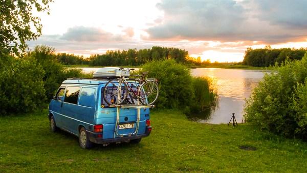 6 years living in a van – van life – Exploring Alternatives 3