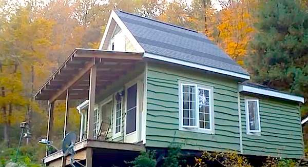 Simple living in 600 sf cottage 8 years later and they for 600 800 sq ft homes