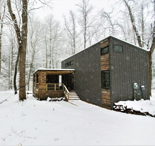 640sf Modcabin Near Asheville 0041