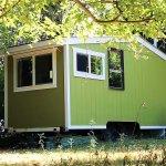 70 Year Old Man's Debt-free DIY Tiny House 001