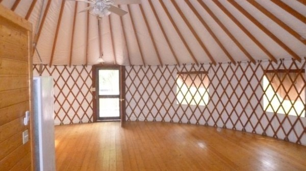 707SF Yurt For Sale in Hawaii on 1 Acre 003