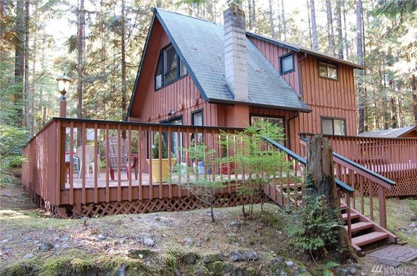 720 Sq Ft Cabin in Hoodsport For Sale 004