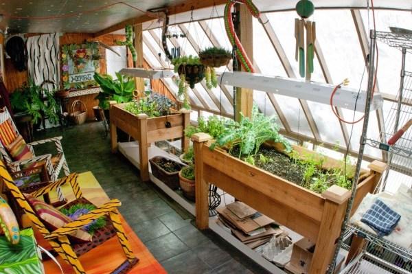 720 Sq. Ft. Garden Cabin 0017
