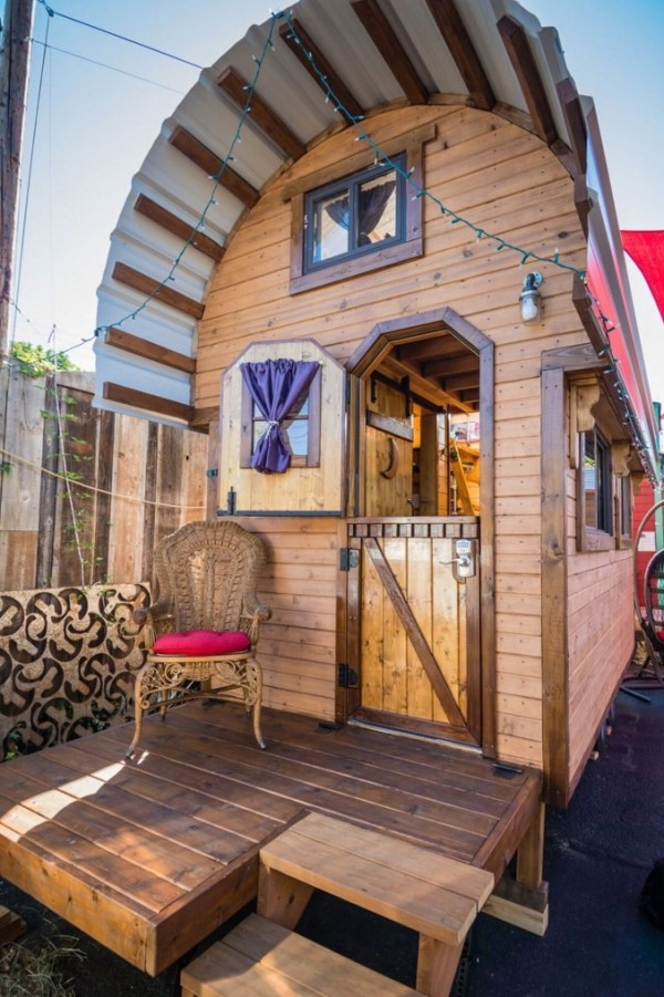 80 Sq Ft Roly Poly Tiny House For Sale 001