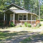 840 Sq. Ft. Cottage in Shelton, WA For Sale 001