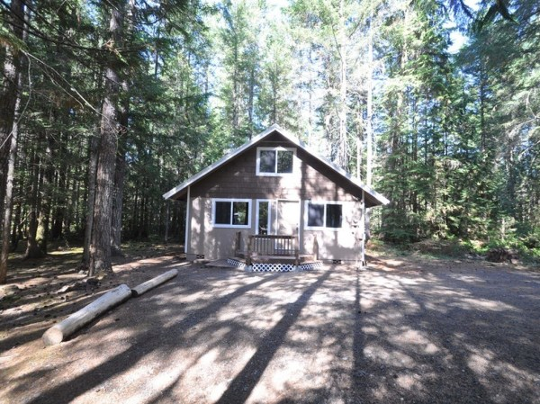 867 Sq. Ft. Cabin For Sale in Hoodsport, WA