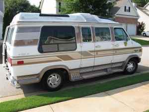 91 G20 Chevy Van for Van Dwelling