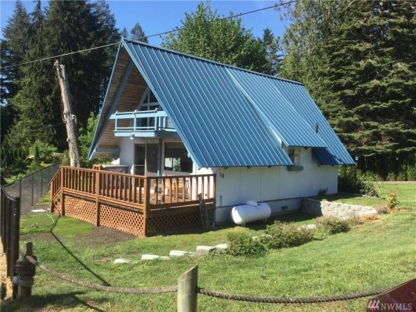 A-frame Cabin For Sale 002