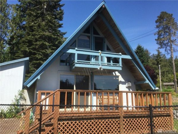 A-frame Cabin For Sale 003