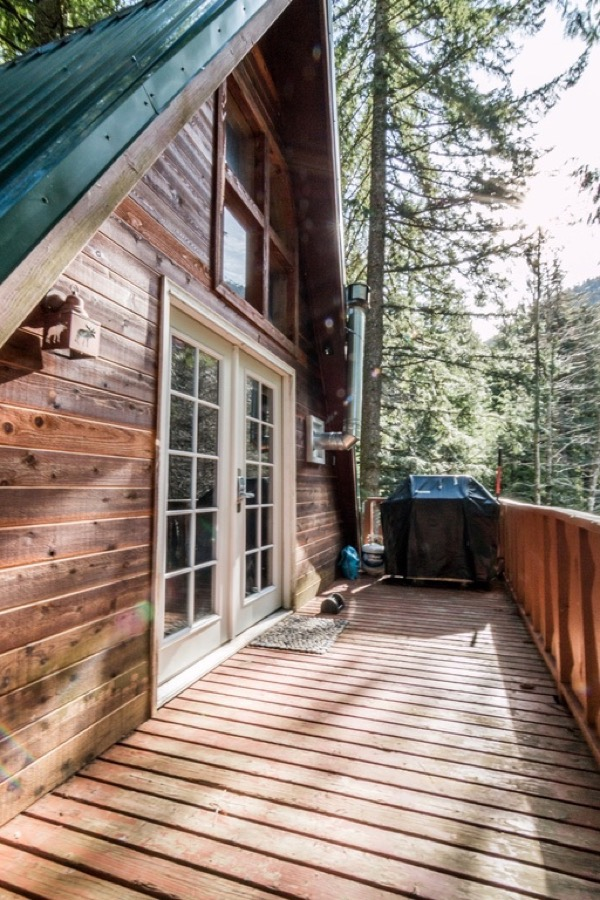 A-frame Cabin For Sale in Skykomish, WA 0013