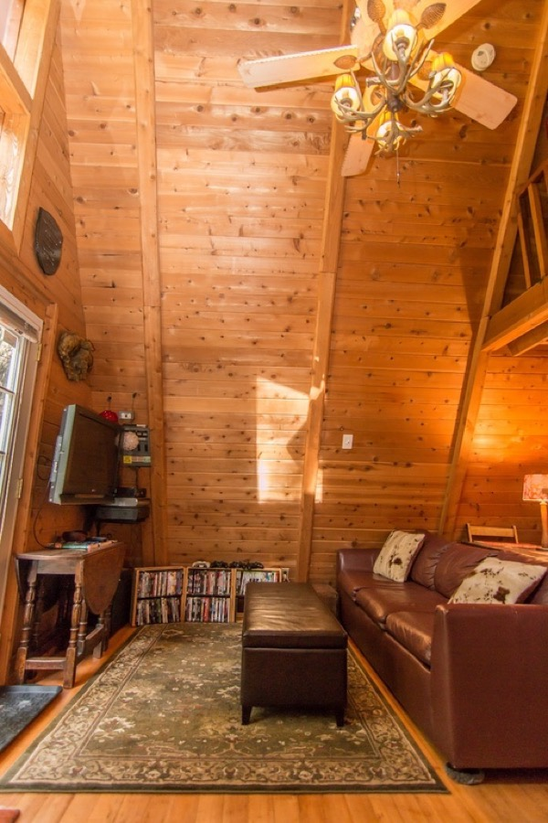 A-frame Cabin For Sale in Skykomish, WA 0019