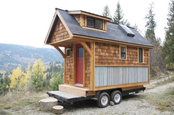 Acorn Tiny House on Wheels by Nelson Tiny Houses 001