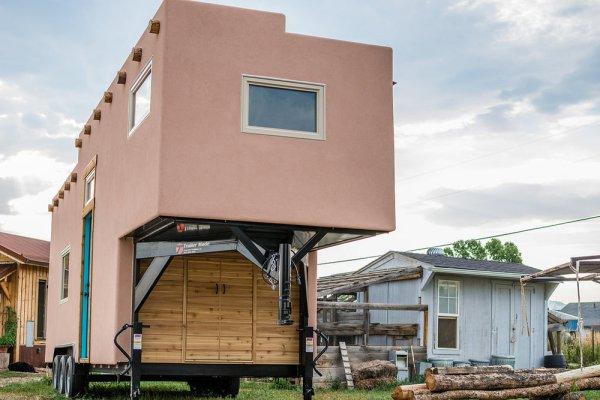 Adobe Tiny House by Mitchcraft 002