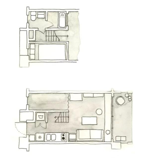 Aikos 269 Square Feet Apartment in Japan 004